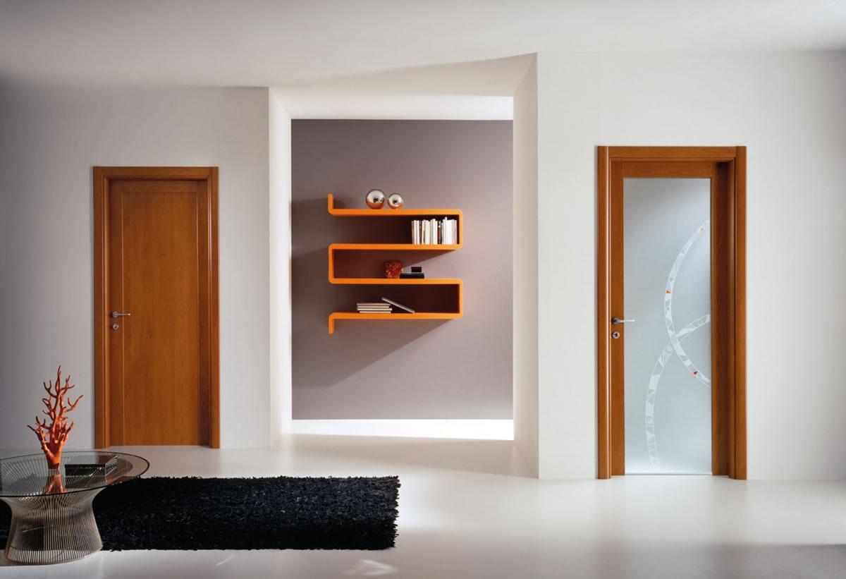 Porte in legno laminato vetro alluminio filomuro napoli for Porte scorrevoli in vetro napoli
