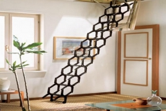 innovative retractable stairs design foldable stairs amazing Fold Up Stairs To Attic